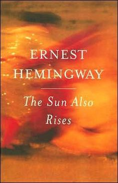Hemingway's first bestselling novel, it is the story of a group of 'Lost Generation' Americans and Brits in the 1920s on a sojourn from Paris to Pamploma, Spain. The novel poignantly details their life as expatriates on Paris' Left Bank, and conveys the brutality of bullfighting in Spain.