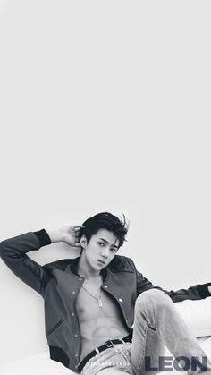 Exo Sehun For Leon Korea Magazine On Jan 2018 Sehun Exo Kim