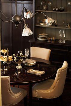 Rejuvenation: Dining Room