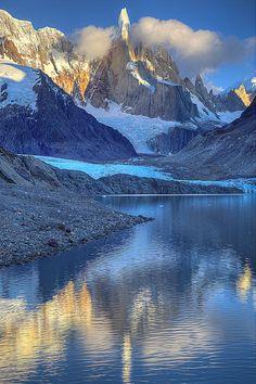 Cerro Torre Argentina    Planning a trip to Argentina? Need a rental car?  #carrental #carhire #argentina  www.car-booker.com