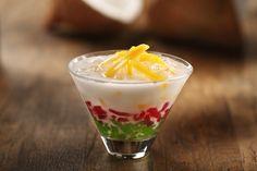 Thai Cheldol - Bánh lọt Cheldol lạnh