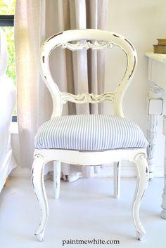 More white furniture!!