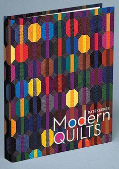 Datekeeper—Modern Quilts