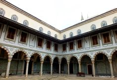 Valide Sultan Dairesi, Topkapı Palace, #Istanbul
