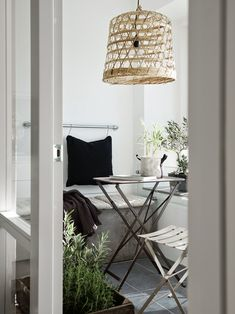 STIL INSPIRATION: Lovely colour combinations | indoor outdoor