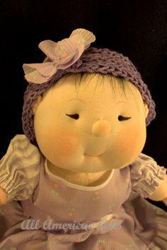 Asian Girl Doll