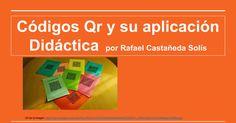 Códigos Qr y su aplicación Didáctica por Rafael Castañeda Solís Url de la imagen: http://4.bp.blogspot.com/-oshWjh-yI8U/VLVi63JHkII/AAAAAAAAAWQ/TDWf1r_7r58/s1600/c%C3%B3digos%2Bqr.jpg