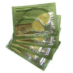 10 Pairs  Collagen Crystal Eye Masks Anti-aging Anti-puffiness Dark circle moisture Eyes Care