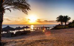 Ein Sonnenuntergang in Ägypten © Shutterstock.com