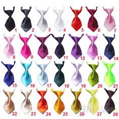 Adjustable Necktie 28 colors