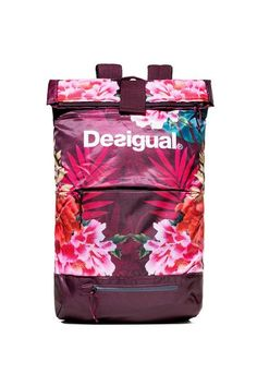 Sports backpack Tropic Desigual. Discover the spring-summer 2018 collection. Free shipping and returns in-store!