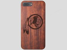 Washington Redskins Wooden iPhone 7 Plus Case