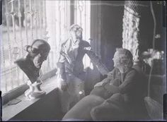 Discovering Chaplin: Charlie & Marion Davies at San Simeon, 1933
