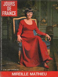 Jours DE France N°848 Mireille Mathieu Suzanne Massu | eBay