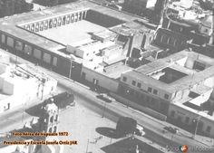 Fotos de Irapuato, Guanajuato, México: Foto Aérea 1972 Presidencia y Escuela Josefa Ortíz
