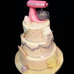 I love this baker cake