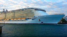 Allure of the Seas Refurbishment Emerges from Drydock with Exciting New Amenities prior to European Cruises