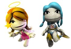 Fairy & Mermaid Sack Designs, Little Big Planet