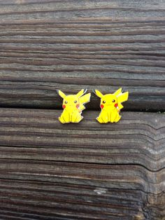Pikachu Earrings $4.00
