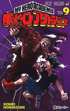 Boku no Hero Academia #9 - Vol. 9 (Issue)