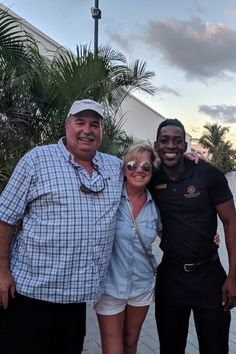 """Adrian has, for two vacations now, made sure we were delivered to our á la carte on time, picked us up after dinner and took the time to tour our guests around this wonderful resort. Muchas gracias mi amigo,"" said Debra Smith after enjoying her vacations as a #BPPCMember #ExperienceBPPC #PrivilegeClub"