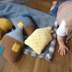 maisonnette en tricot