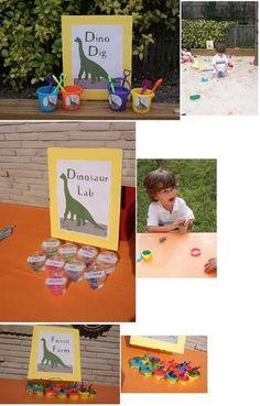 Dinosaur Birthday school-activities