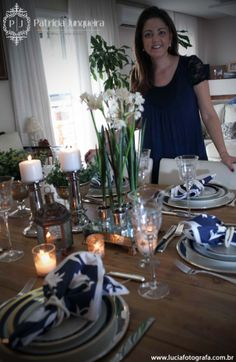 Seja uma boa anfitriã. Receber Bem por Patricia Junqueira {Home, Receber & Baby} www.patriciajunqueira.com.br