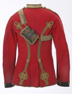 The Glenbow Museum > Collections Search Results Vintage Military Uniforms, Military Outfits, Military Fashion, All About Canada, Age Of Empires, Canadian History, Museum Collection, Shades Of Red, Military History