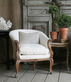 french bergere armchair #etsy