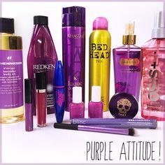 Purple attitude - Stort utvalg hårprodukter hos iGlow.no