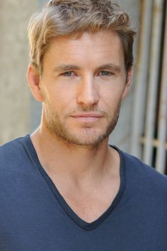 Actor Brett Tucker