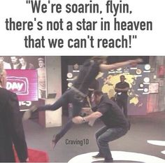 Haha<<< who else sang this in their head? <<< oh my gosh, me. Harry is Gabrielle and Paul it Troy :P