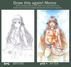 Draw this again Meme ! by rm-parfait.deviantart.com