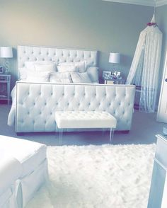 """28.1k Likes, 353 Comments - Natalie Nunn (@realmissnatalienunn) on Instagram: """"My bedroom! So I've always had a thing for interior decorating! I'm going to start posting…"""""""