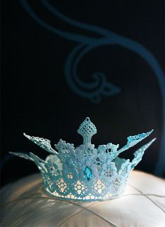 Frozen Queen Elsa Crown Photography Prop by BeyondEnchantment, $30.00