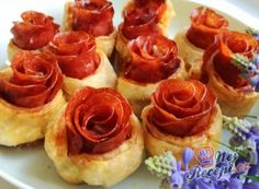 Mini Cupcakes, Finger Foods, Catering, Cheesecake, Food And Drink, Pizza, Snacks, Dishes, Cooking