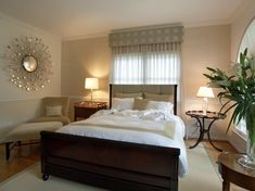Make you bedroom look like a designer created it without busting your budget. We show you how.