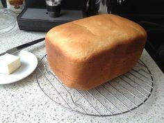 Roasted Garlic Bread – Bread Machine Recipe #food #recipes