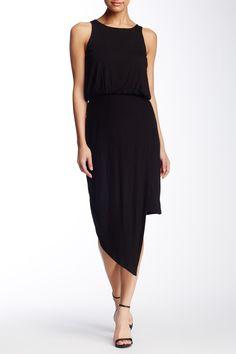 Asymmetric Wrap Dress by Bobeau on @nordstrom_rack