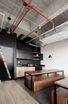 Level Up! Office Eating Space by KdF Arquitectura, Bogotá – Colombia