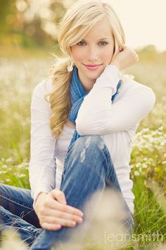 Beautiful senior photos by Jean Smith