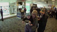 Milagro Navideño en el Aeropuerto
