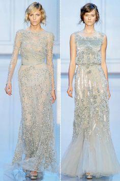 Beautiful unconventional wedding dresses... LOVE