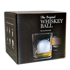 Purchase and Buy The Original Whiskey Ball - The Original Whiskey Ball - Round Ice Mold