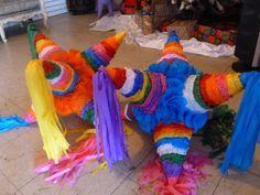 Star Pinata, best store is Villafan Pinata, 2221 W 2nd St Ste A Santa Ana, CA 9270