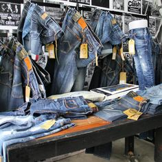 NUKEYjeans  Made by Hands