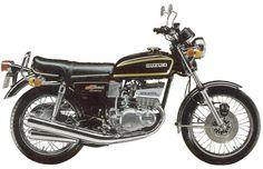 Suzuki - GT 380