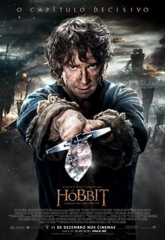 Assistir online Filme O Hobbit: A Batalha dos Cinco Exércitos - Dublado - Online | Galera Filmes