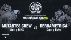 Wolf - Mks vs Dam - Ecko (Semifinal) A Cara De Perro Zoo (ACDP) Matematicas 2vs2 2016 Buenos Aires -  Wolf - Mks vs Dam - Ecko (Semifinal) A Cara De Perro Zoo (ACDP) Matematicas 2vs2 2016 Buenos Aires - http://batallasderap.net/wolf-mks-vs-dam-ecko-semifinal-a-cara-de-perro-zoo-acdp-matematicas-2vs2-2016-buenos-aires/  #rap #hiphop #freestyle